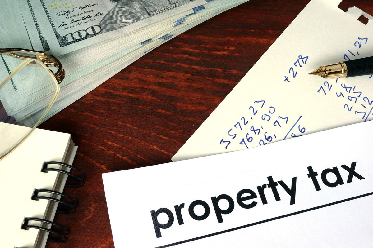 Property Tax Payment Timing